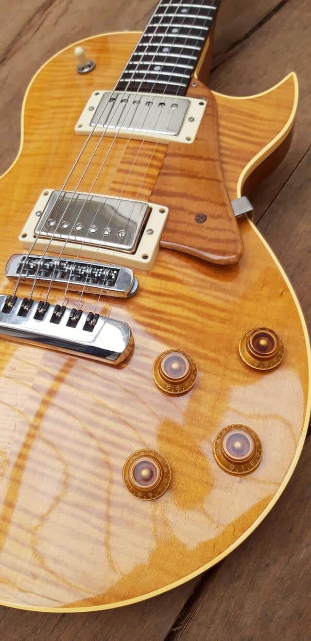 Guitare Heritage modèle H150 custom shop 1991